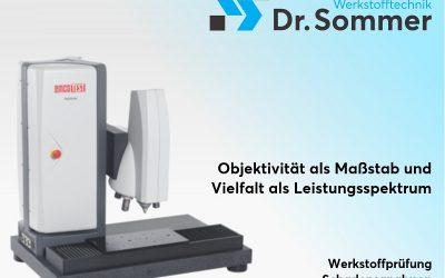 Neuer Mikrohärteprüfer in Betrieb genommen…