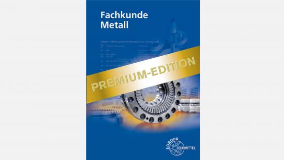 Fachkunde Metall – Premium Edition