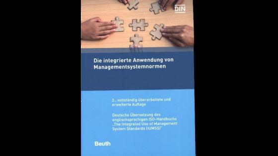 Die integrierte Anwendung von Managementsystemnormen
