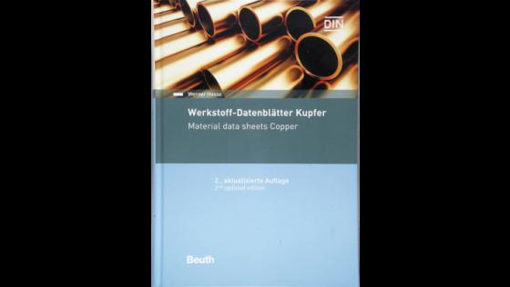 Werkstoff-Datenblätter-Kupfer