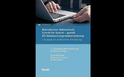 Betrieblicher Datenschutz Schritt für Schritt